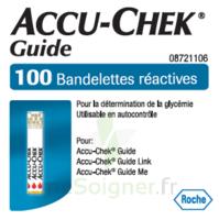 Accu-chek Guide Bandelettes 2 X 50 Bandelettes à PARIS