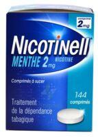 Nicotinell Menthe 2 Mg, Comprimé à Sucer Plaq/144 à PARIS