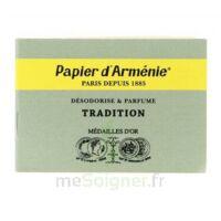 Papier D'arménie Traditionnel Feuille Triple à PARIS