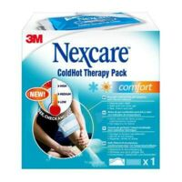 Nexcare Coldhot Comfort Coussin Thermique Avec Thermo-indicateur 11x26cm + Housse à PARIS