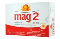Mag 2 122 Mg S Buv En Ampoule Sans Sucre édulcoré à La Saccharine Sodique 30amp/10ml à PARIS