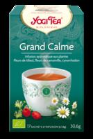 Yogi Tea Tisane Ayurvédique Grand Calme Bio 17 Sachets/1,8g à PARIS