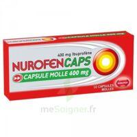 Nurofencaps 400 Mg Caps Molle Plq/10 à PARIS