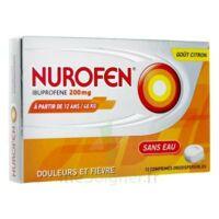 Nurofen 200 Mg, Comprimé Orodispersible à PARIS