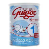 Guigoz Optipro 1 Lait En Poudre B/800g à PARIS