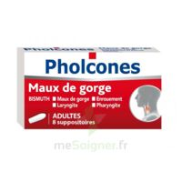 Pholcones Bismuth Adultes, Suppositoire à PARIS