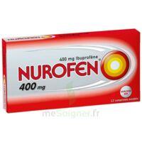 Nurofen 400 Mg Comprimés Enrobés Plq/12 à PARIS