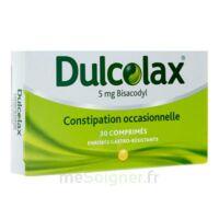 Dulcolax 5 Mg Comprimés Enrobés Gastro-résistants Plq/30 à PARIS
