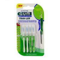 Gum Trav - Ler, 1,1 Mm, Manche Vert , Blister 4 à PARIS