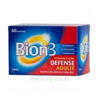 Bion 3 Défense Adulte Comprimés B/60 à PARIS