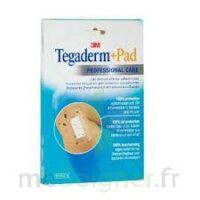 Tegaderm + Pad, 9 Cm X 10 Cm , Bt 10 à PARIS