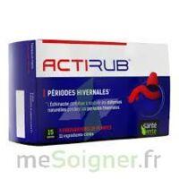 Acheter Actirub Périodes Hivernales B/15 à PARIS