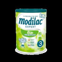 Modilac Expert Bio 3 Lait Poudre B/800g à PARIS