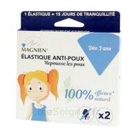 Magnien Elastique Anti-poux B/2 à PARIS