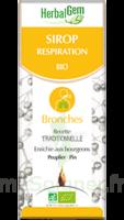 Herbalgem Sirop Bio Respiration 150ml à PARIS
