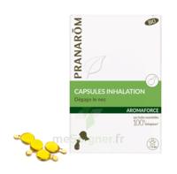 Aromaforce Caps Inhalation Bio B/15 à PARIS