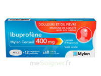 Ibuprofene Mylan Conseil 400mg, Comprimés Pelliculés à PARIS