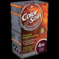 Color&soin Kit Coloration Permanente 4m Châtain Acajou à PARIS