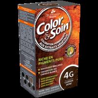 Color&soin Kit Coloration Permanente 4g Châtain Doré à PARIS