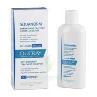 Ducray Squanorm Shampooing Pellicule Grasse 200ml à PARIS